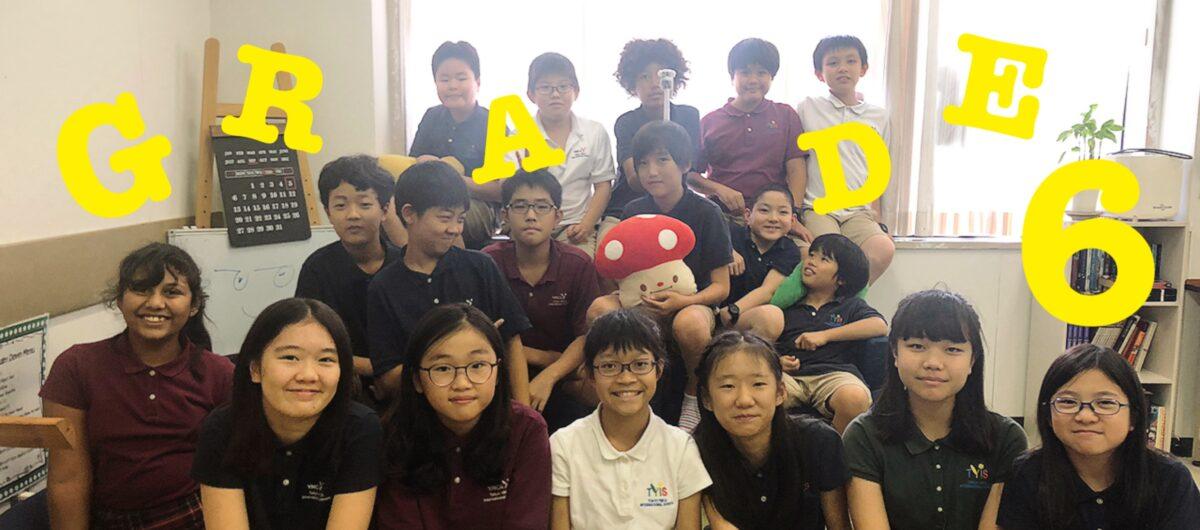 Grade 6 blog